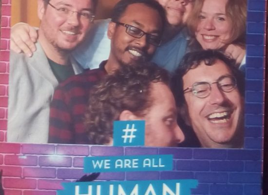 We all are human