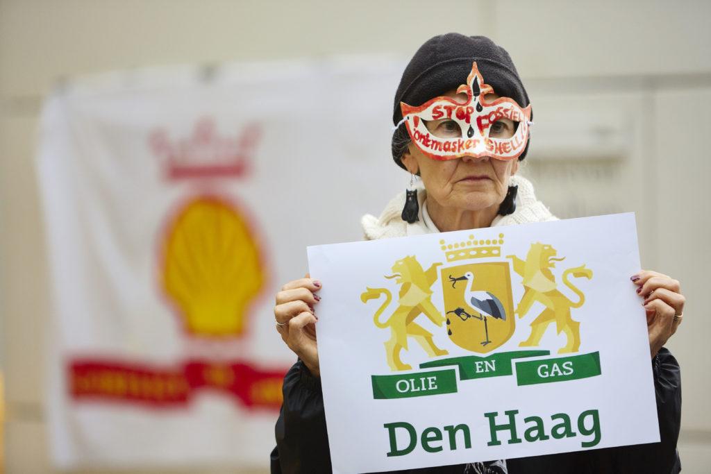 Den Haag stad van Olie en Gas